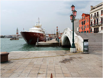 bed breakfast Venezia